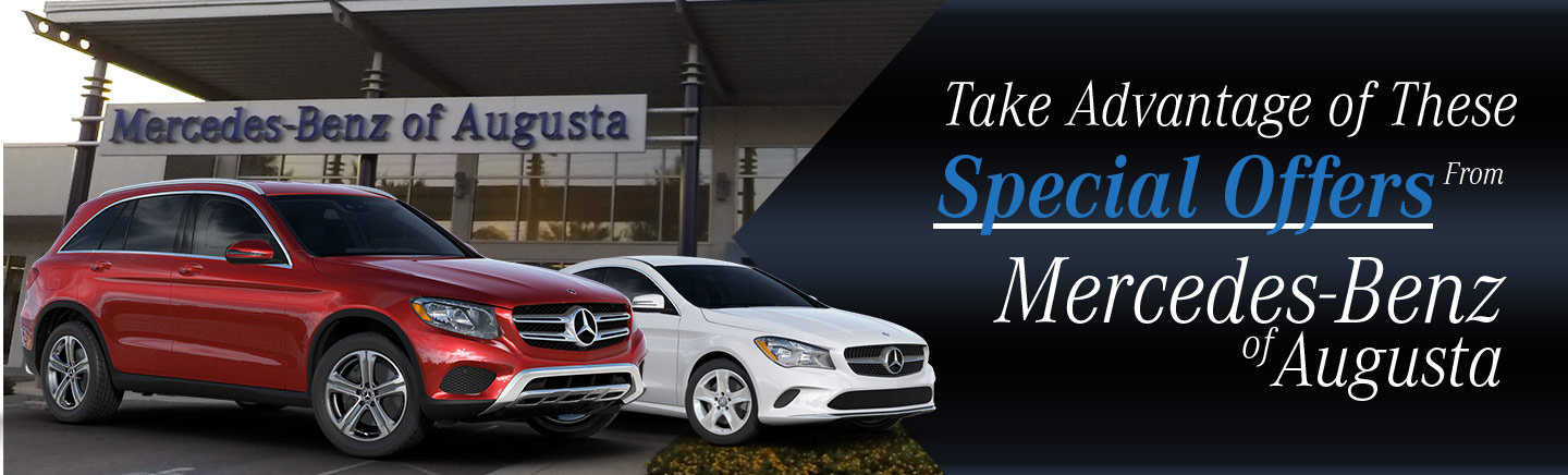 Mercedes-Benz of Augusta Savings