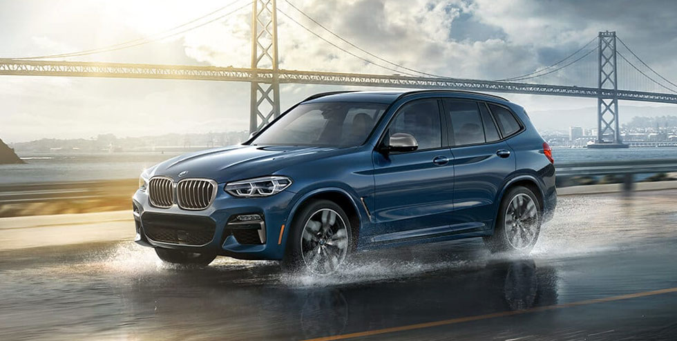 Explore new features of the 2019 BMW X3 at Hilton Head BMW