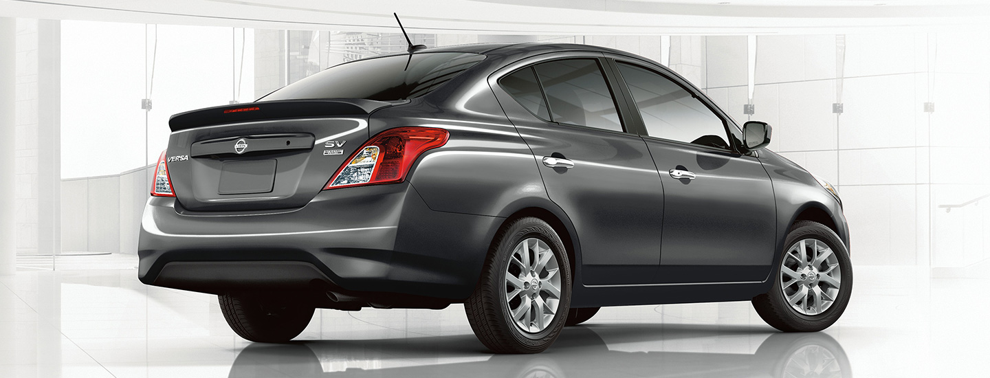 The 2019 Nissan Versa is available at our Nissan  dealership in Oklahoma City, OK.
