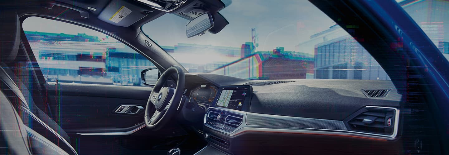 Interior and technology features of the 2019 BMW 3 Series at our BMW dealership in Columbia, SC.