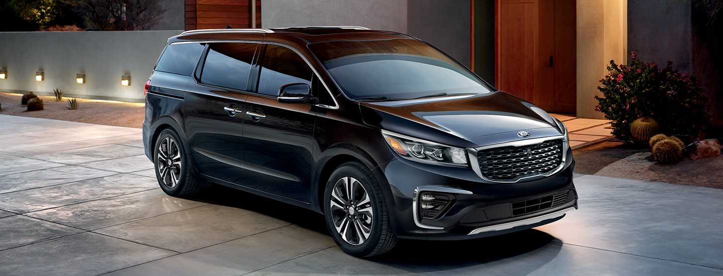The 2019 Kia Sedona, available at Bob Moore Kia in Oklahoma City, OK