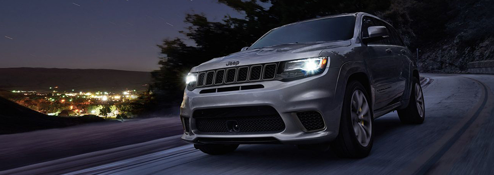 2018 JEEP GRAND CHEROKEE HIGH HP FAST POWERFUL PERFORMANCE