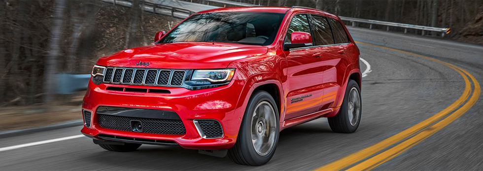2018 JEEP GRAND CHEROKEE SAFETY AND SECURITY