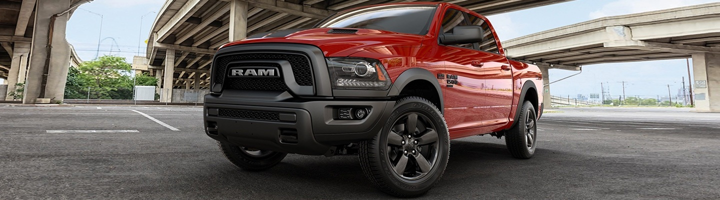 Used ram 1500 truck for sale at Spitzer Motors of Mansfield.