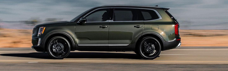 New 2020 Kia Telluride for sale at Spitzer Kia Mansfield Ohio
