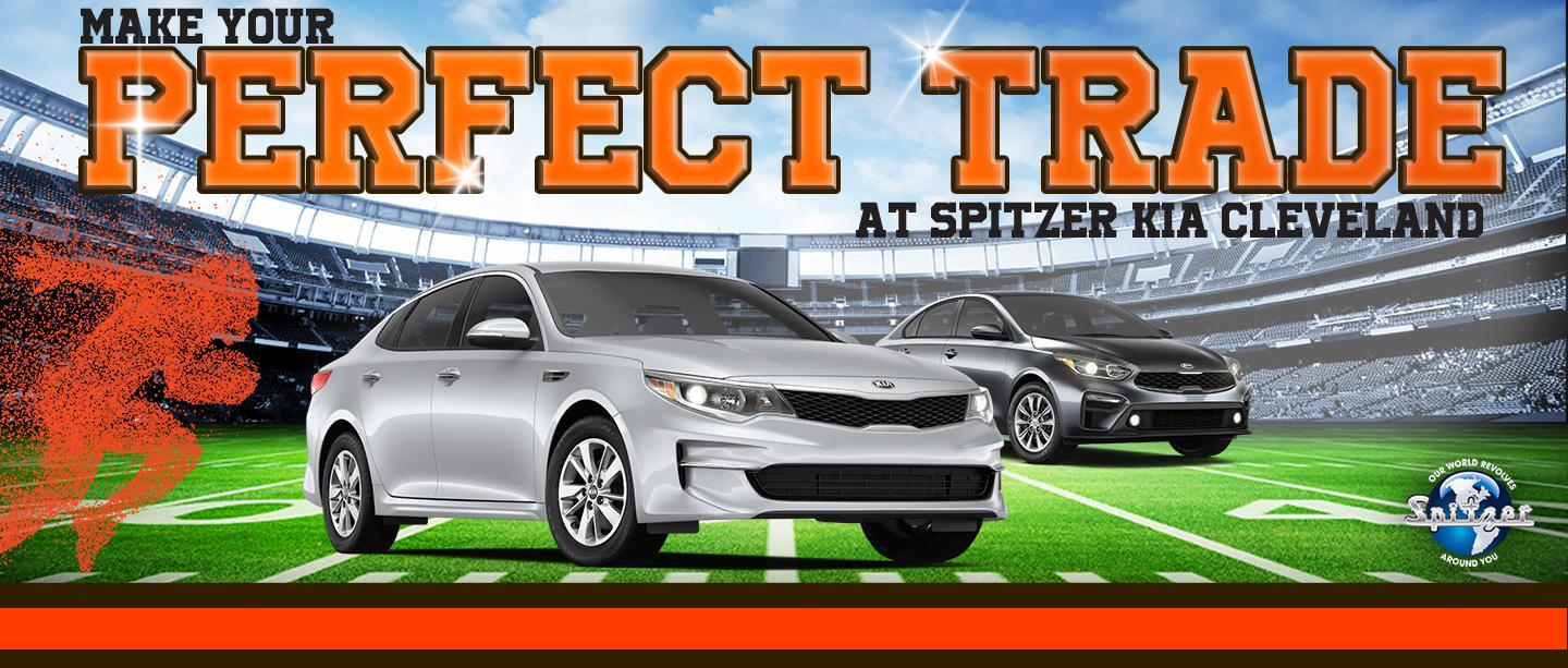 Spitzer KIA Savings