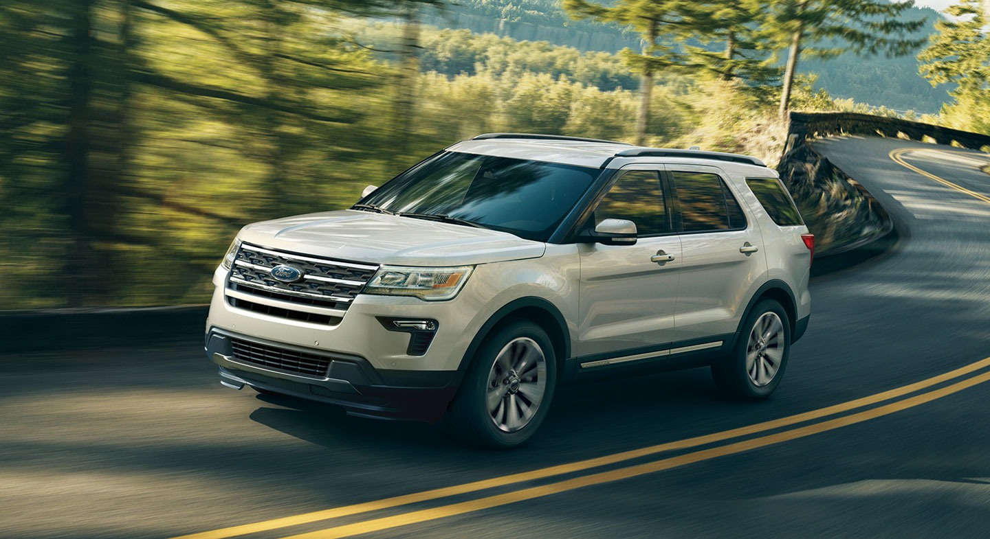 2019 Ford Explorer Infotainment Tech Bob Moore Ford