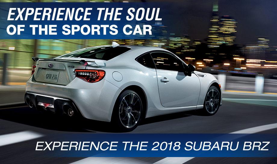 New 2018 Subaru BRZ For Sale At Flagstaff Subaru In Flagstaff Arizona