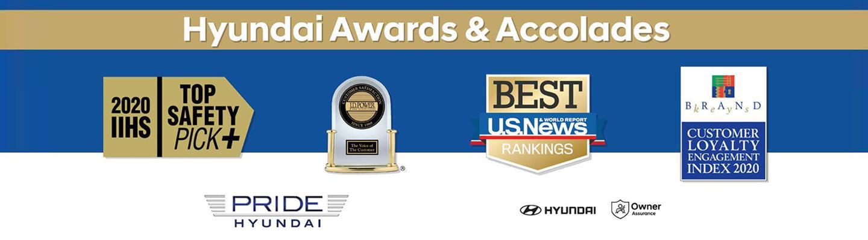 Hyundai Awards and Accolades