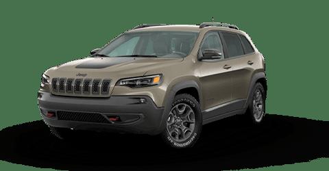 2020 Jeep Cherokee Trailhawk®