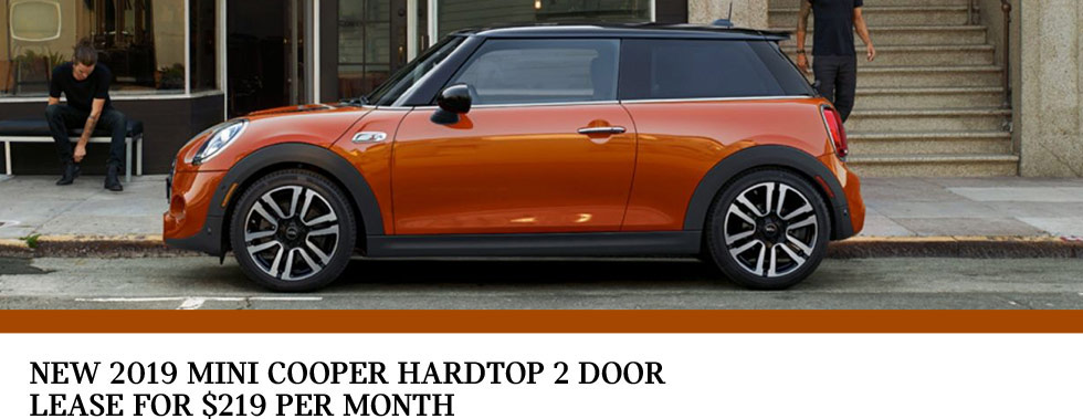 2019 MINI Cooper Hardtop 2 door offer in Wesley Chapel, FL