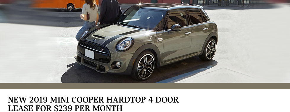 2019 MINI Cooper Hardtop 4 door offer in Wesley Chapel, FL
