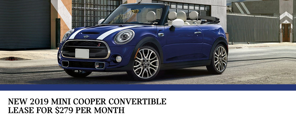 2019 MINI Cooper Convertible offer in Wesley Chapel, FL