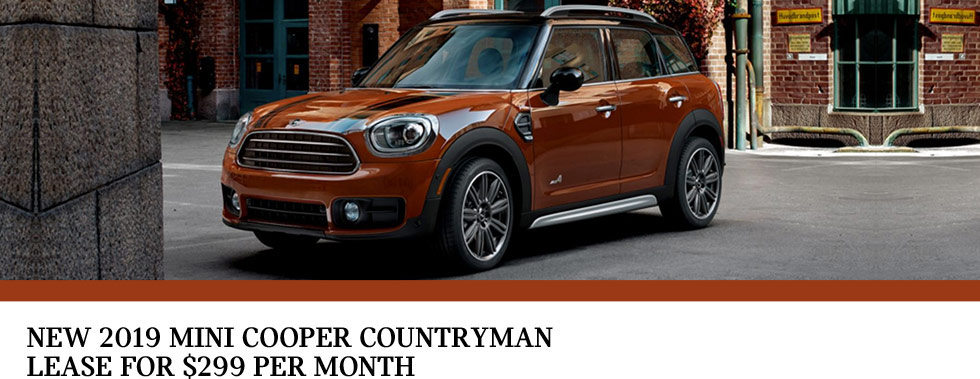 2019 MINI Cooper Countryman offer in Wesley Chapel, FL