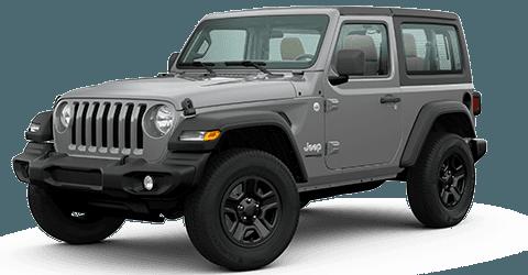 Jeep Wrangler Sport 2-Door