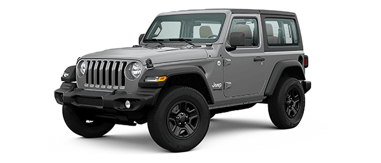 Jeep Grand Wrangler at Spitzer CDJR Cleveland