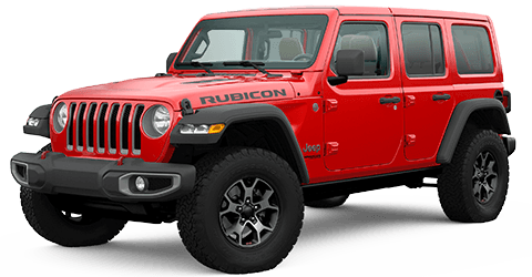 Jeep Wrangler Rubicon 4-Door