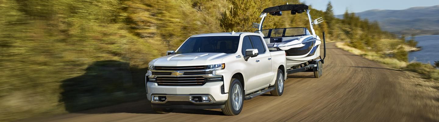 New 2020 Chevy Silverado for sale at Spitzer Chevy Northfield Ohio