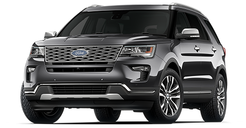 Ford Explorer Platinum