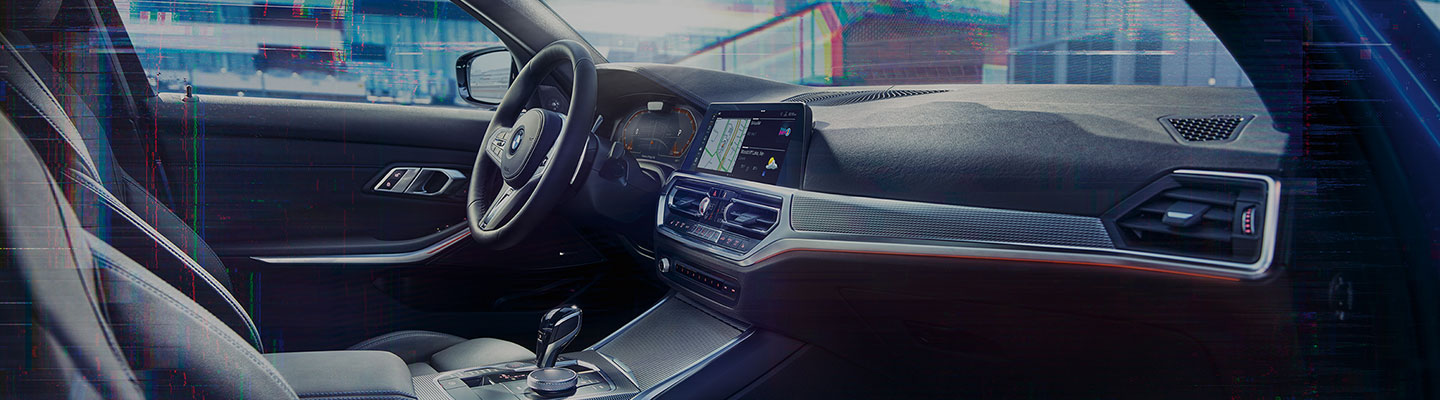 Technology features of the 2019 BMW 3 Series available at our BMW dealer in Columbia, SC