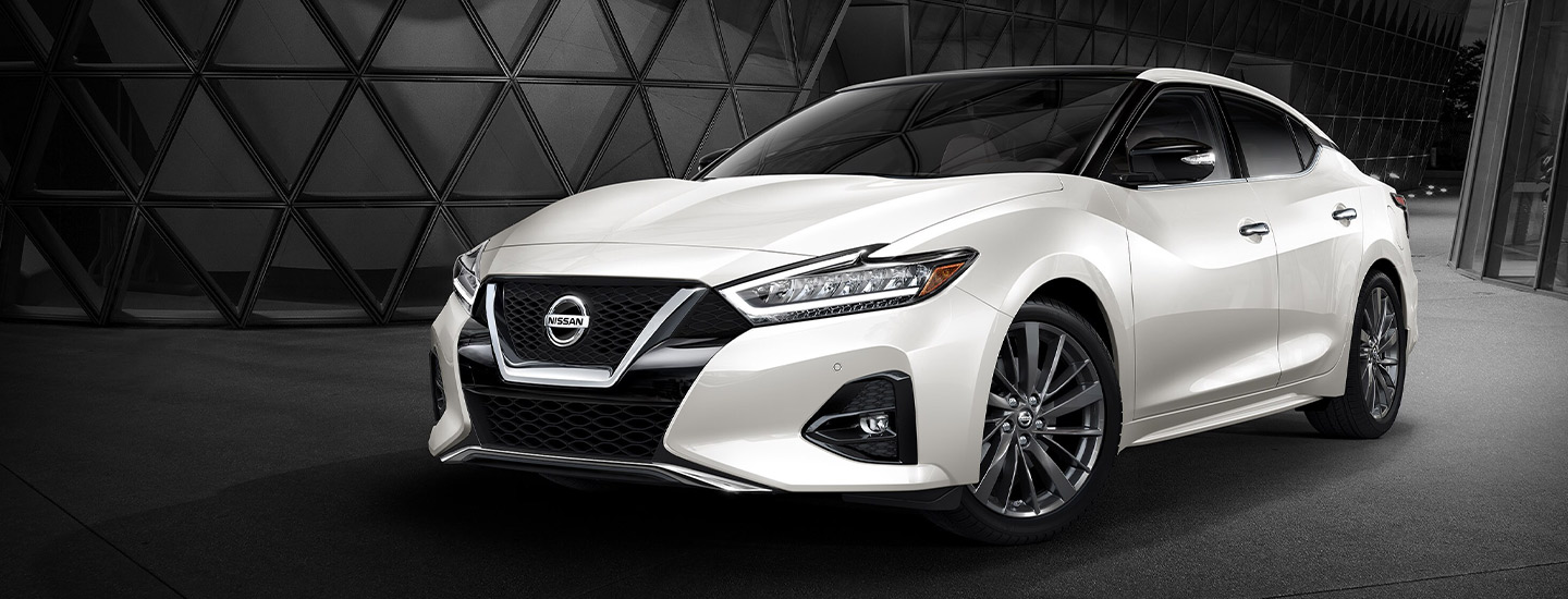 The 2019 Nissan Maxima is available at our Nissan dealership in Oklahoma City, OK.