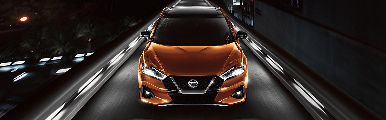 2019 Nissan Maxima  parked