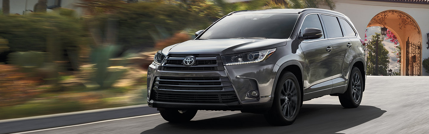 2019 Toyota Highlander in Columbus, GA