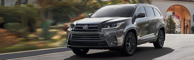 2019 Toyota Highlander in Columbus, GA