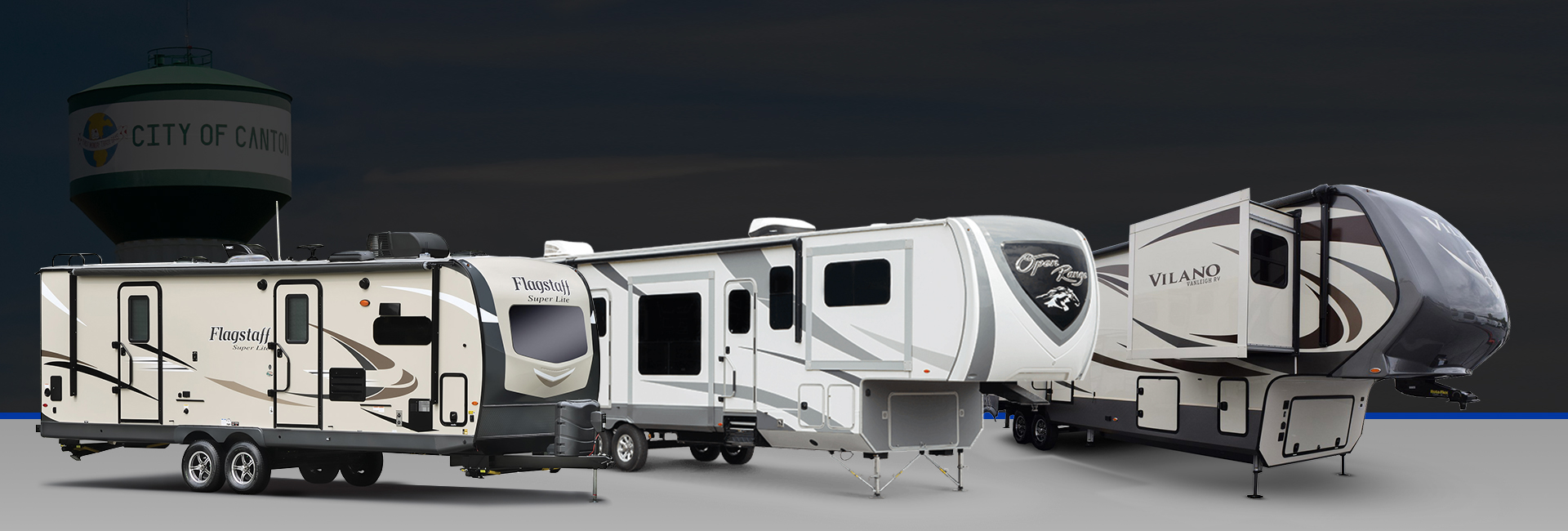 Canton RV Dealer | ExploreUSA RV Supercenter