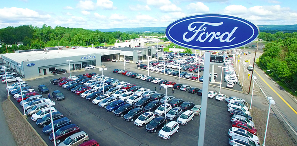 Coccia Ford is the New and Pre-Owned Ford dealership serving Wilkes-Barre and Scranton, PA