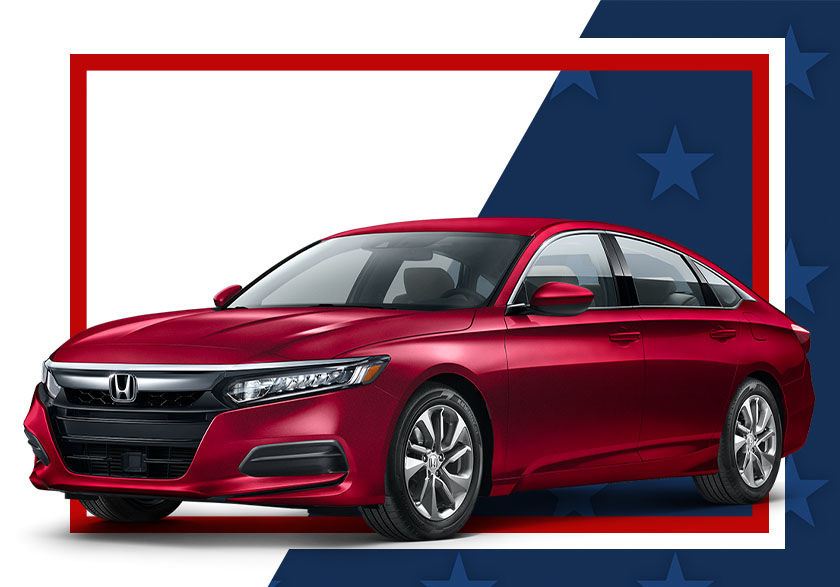 Honda Accord Lease Offers at South Motors Honda in Miami