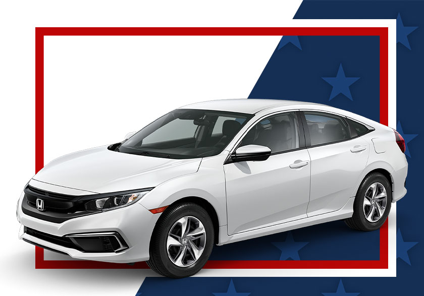 Honda Civic Lease Offers at South Motors Honda in Miami