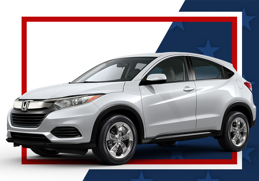 Honda HR-V Lease Offers at South Motors Honda in Miami