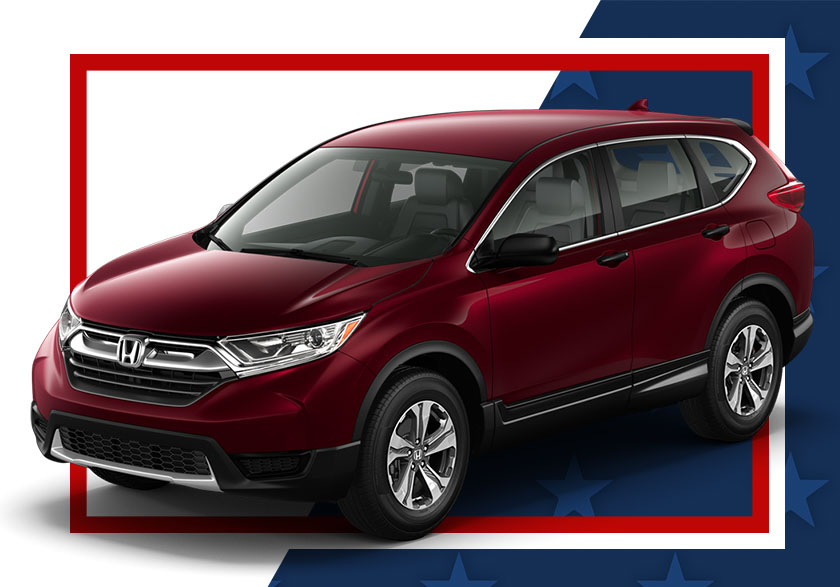 Honda CRV Lease Offers at South Motors Honda in Miami