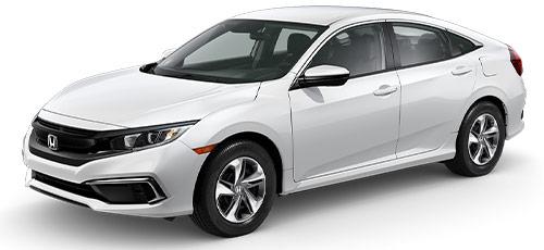 South Motors Honda Civic Sedan LX