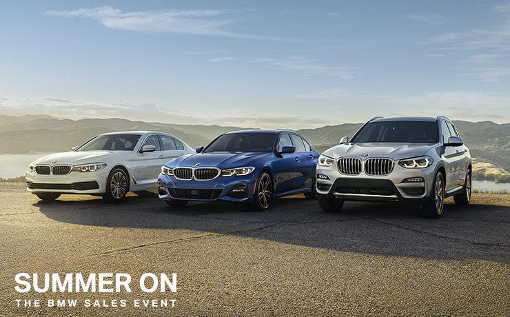 BMW Model Lineup