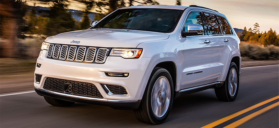 The 2019 Jeep Grand Cherokee is available at our Jeep dealership in Oklahoma City, OK.