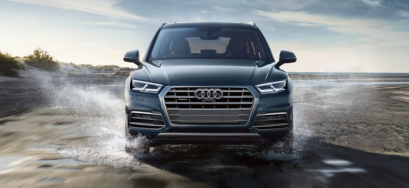 The 2018 Audi Q5 is available at our Audi dealership in Oklahoma City, OK.