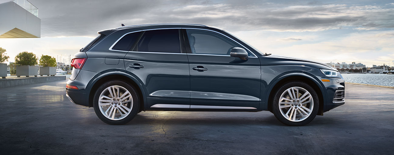 2018 Audi Q5 - available at our Audi dealership near Oklahoma City, OK.