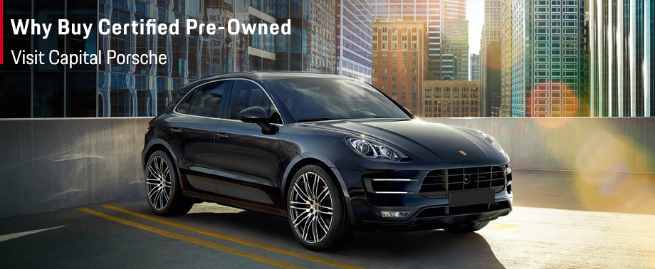 Why Buy Cerified Pre Owned | Capital Porsche Tallahassee, FL