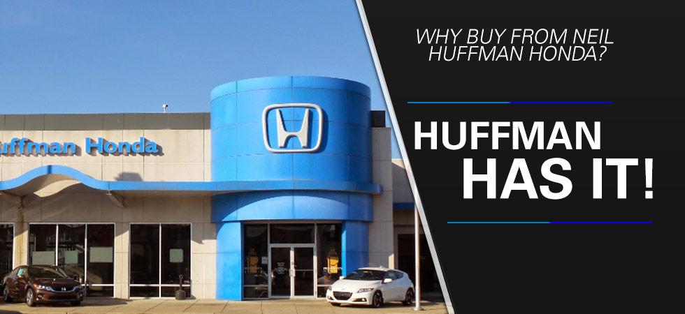 Neil Huffman Honda | New Honda dealership in Clarksville, IN 47129
