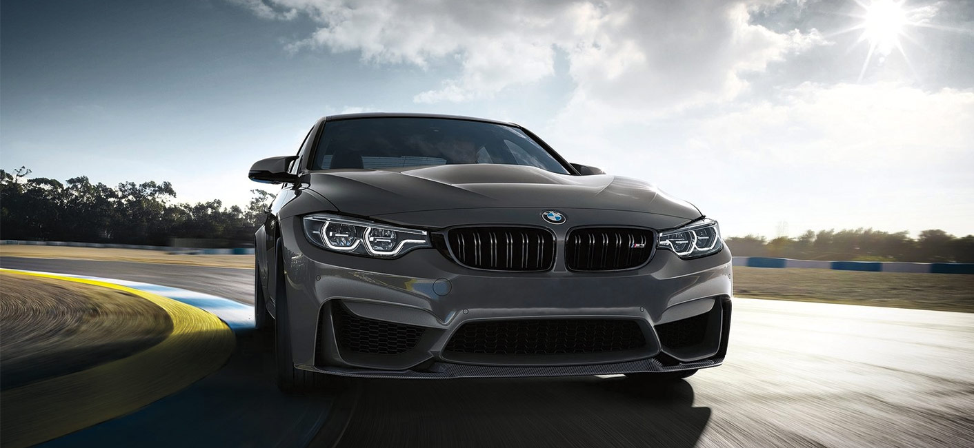 The 2018 BMW M3 is available at our BMW dealership in Columbia, SC