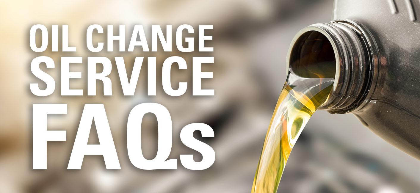 Oil change service in Oklahoma City, OK