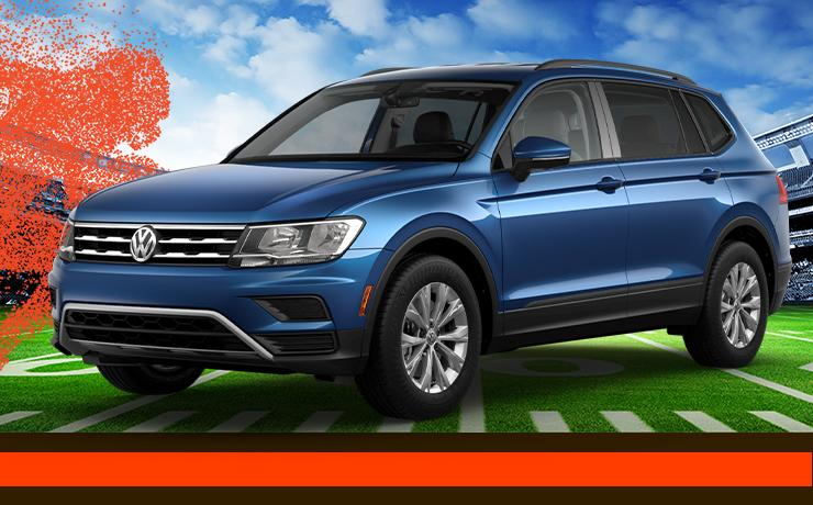 Trade Up To A New Volkswagen
