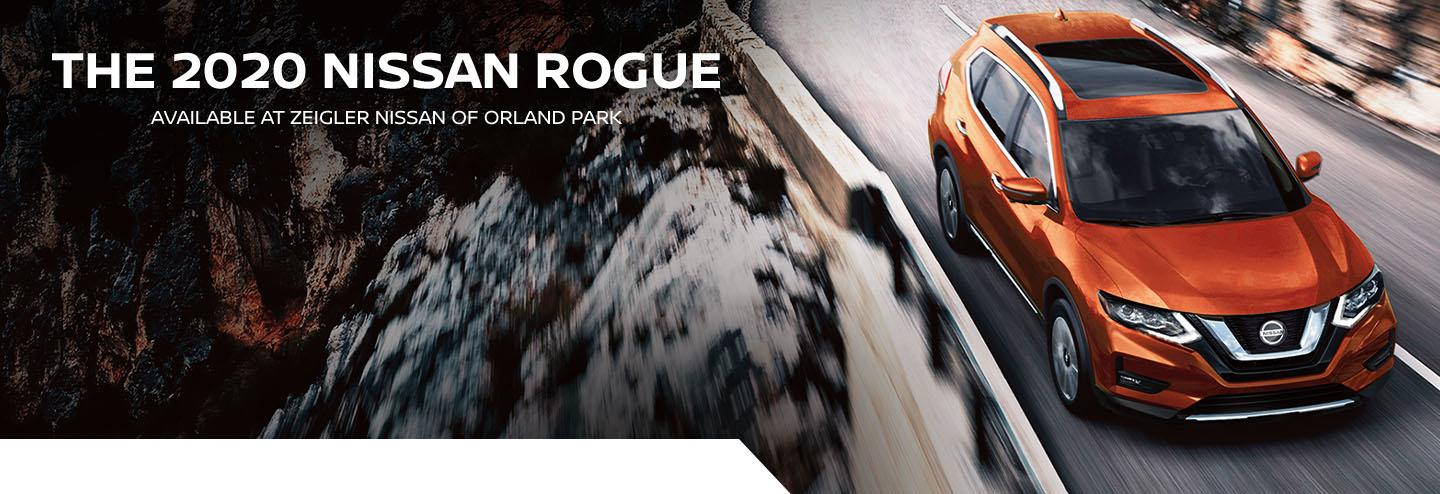 The 2020 Nissan Rogue: Impossibly Smart | Get yours at Zeigler Nissan of Orland Park