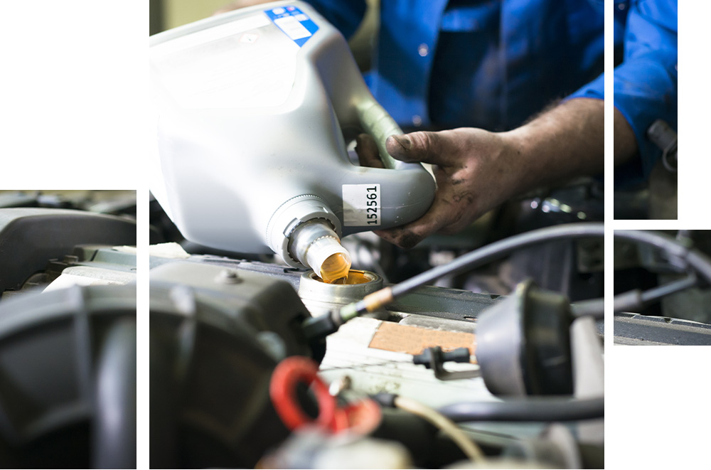 Oil Change Service At Your local Mitsubishi Dealership In Gainesville