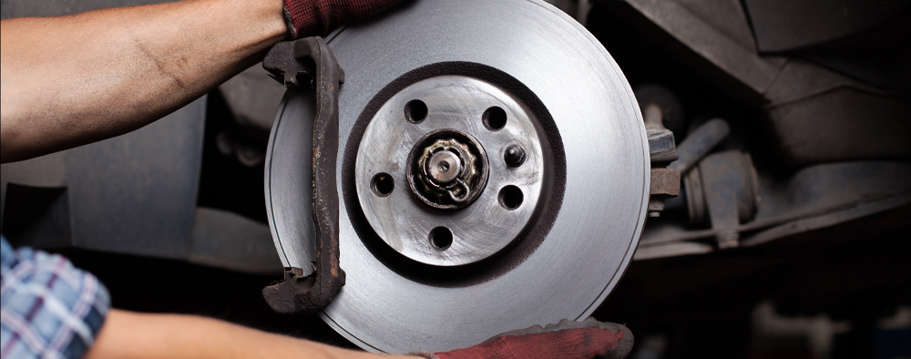 Picture of Brake Service At Your Local Mitsubishi Dealer In Gainesville