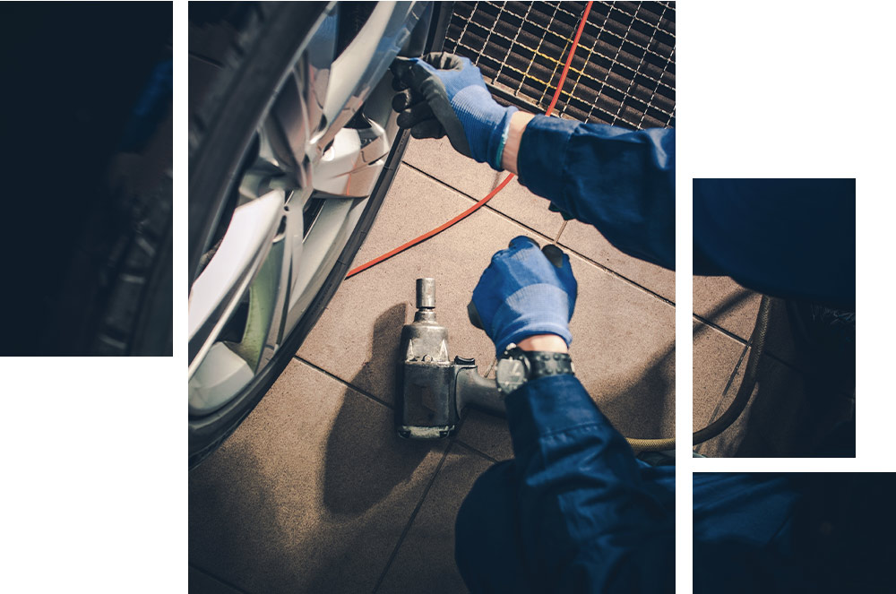 Picture of Tire Service And Replacement At Your Local Mitsubishi Dealer In Gainesville