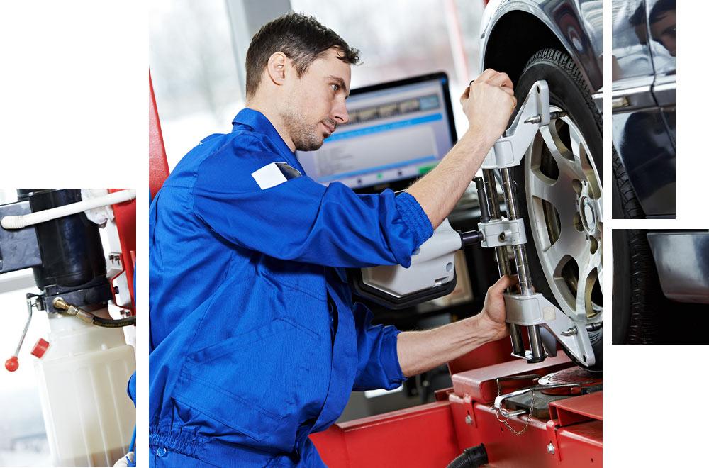 Mitsubishi Wheel And Tire Alignment Service At Your Preferred Mitsubishi Dealership In Gainesville