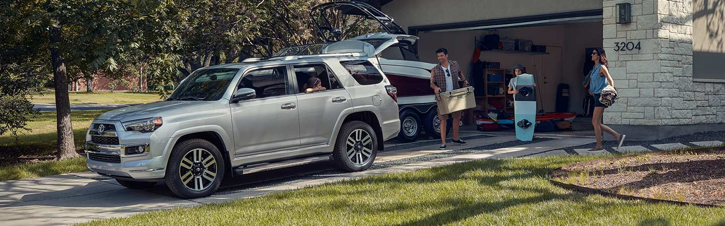 Test drive the 2019 Toyota 4Runner at our Columbus car dealership
